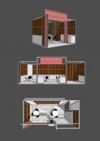 طراحی و غرفه سازی